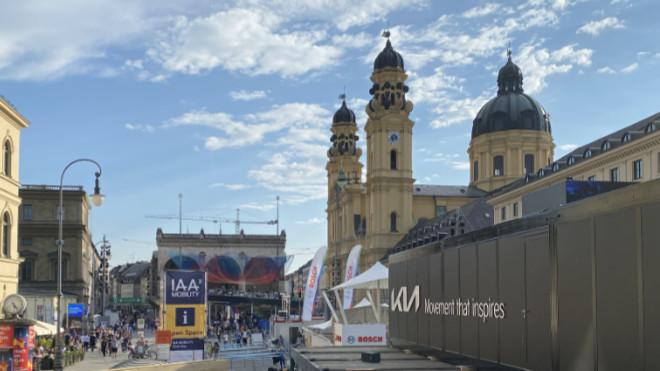 IAA München Open Space