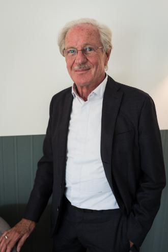 Prof. Wolfgang Reitzle ist Jubiläumsgast bei der Podcastreihe 'Alte Schule - Die goldene Ära des Automobils!'