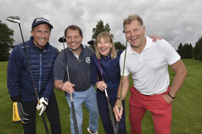 Yvonne Wirsing von exklusiv-golfen.de teete auf ...