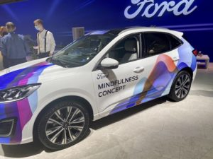 Ford Mindfulness Concept Car