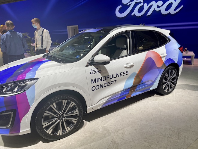 Ford Mindfulness Concept Car IAA München