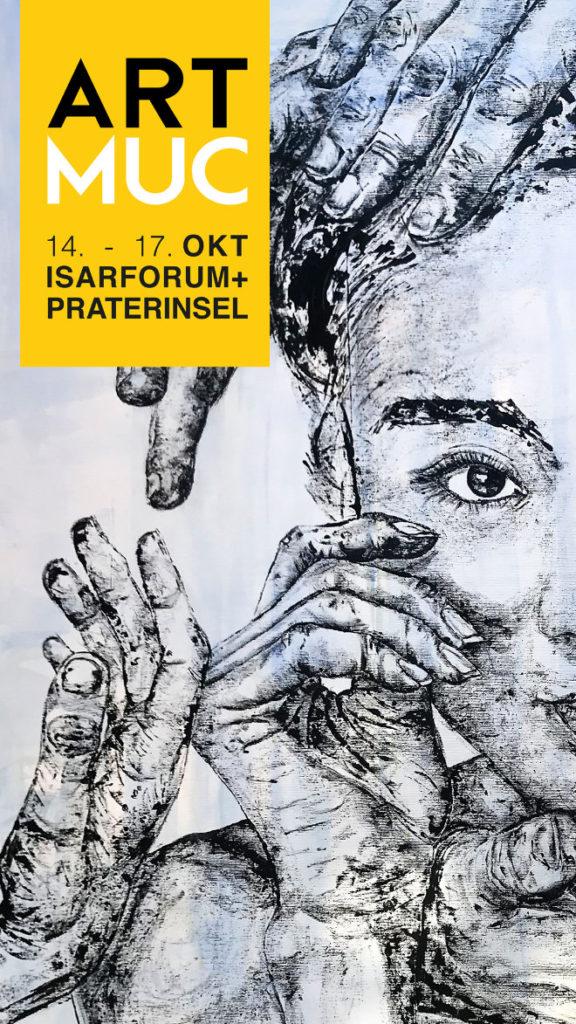 ARTMUC Praterinsel und Isarforum